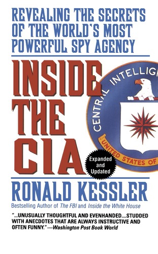 Inside the CIA - Ronald Kessler - Ronald Kessler
