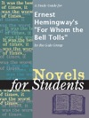 A Study Guide For Ernest Hemingways For Whom The Bell Tolls