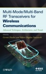 Multi-Mode  Multi-Band RF Transceivers For Wireless Communications