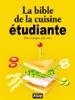 La bible de la cuisine étudiante