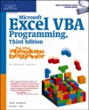 Microsoft Excel VBA Programming For The Absolute Beginner Third Edition
