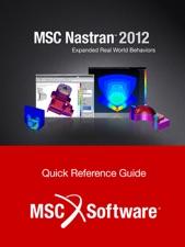msc nastran 2012 quick reference guide by msc software on ibooks rh itunes apple com nastran quick reference guide 2018 nastran quick reference guide 2016