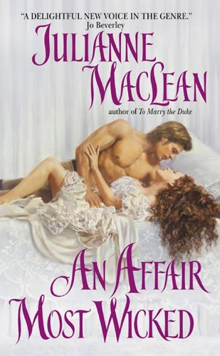 Julianne MacLean - An Affair Most Wicked