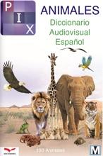PIX Animales Diccionario Audiovisual Español