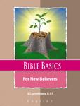 Bible Basics For New Believers - English Language
