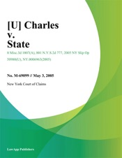 Download and Read Online Charles v. State