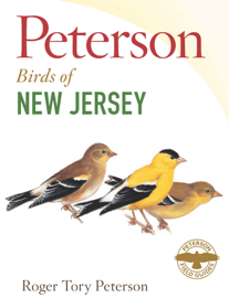 Peterson Field Guide to Birds of New Jersey book