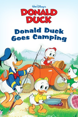 Disney Book Group - Donald Duck Goes Camping