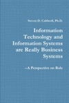 Information Technology And Information Systems Are Really Business Systems