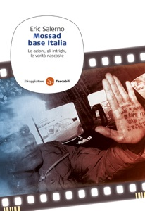 Mossad base Italia Book Cover