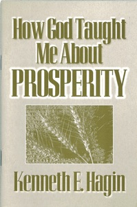 How God Taught Me About Prosperity Book Cover