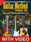 Guitar Method Book 1 - Progressive Beginner Lessons With Video