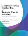 Goodyear Tire  Rubber Co V Tualatin Tire  Auto Inc