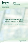 Hewlett-Packard Sun Microsystems In 2001