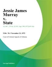 Jessie James Murray v. State