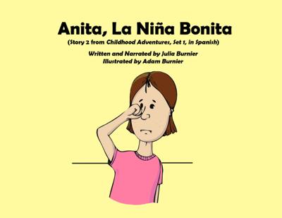 Anita, la Niña Bonita - Julia Burnier book