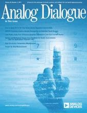 Analog Dialogue, Volume 45, Number 2