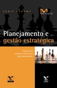 Planejamento e gestão estratégica Book Cover