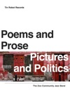 Poems And Prose Pictures And Politics