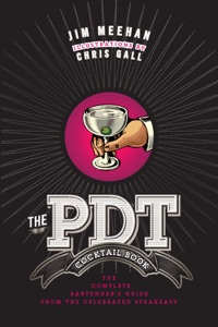 The PDT Cocktail Book Book Cover