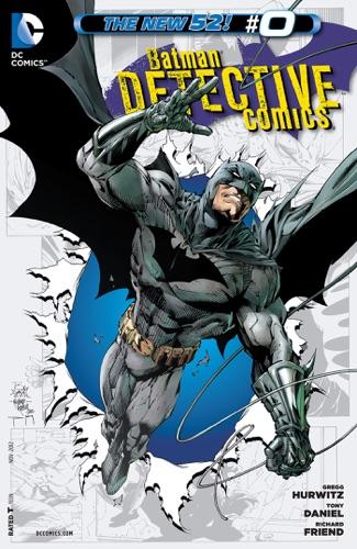 Gregg Hurwitz, Tony Salvador Daniel, Henrik Jonsson & Pere Pérez - Detective Comics (2011- ) #0
