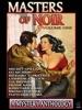 Masters Of Noir: Volume One