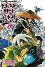 Nura: Rise Of The Yokai Clan, Vol. 4