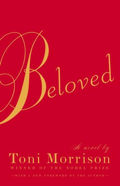 Beloved - Toni Morrison book cover