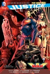 Justice League Trinity War The New 52