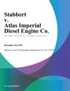 Stabbert V Atlas Imperial Diesel Engine Co