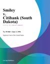 Smiley V Citibank South Dakota