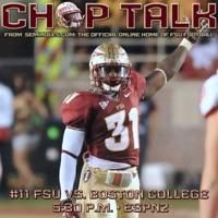 Chop Talk - FSU Vs Boston College