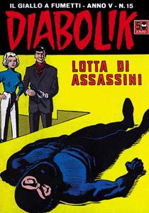 DIABOLIK (65) Libro Cover