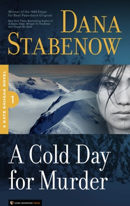 A Cold Day for Murder book cover