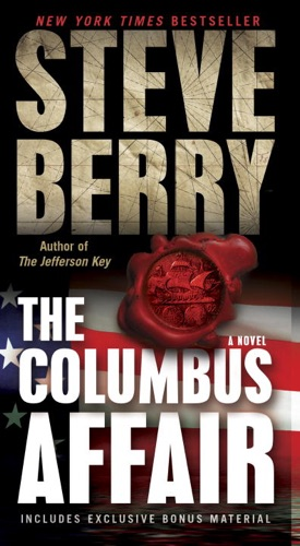 Steve Berry - The Columbus Affair: A Novel (with bonus short story The Admiral's Mark)