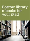 Borrow Library E-books For Your IPad