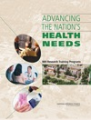 Advancing The Nations Health Needs