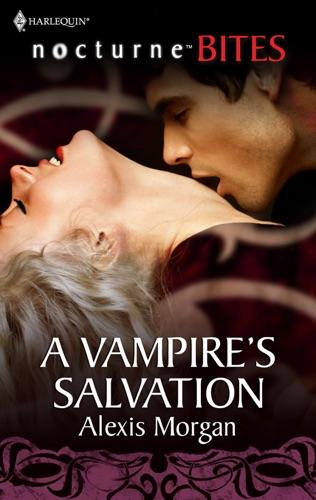 Alexis Morgan - A Vampire's Salvation