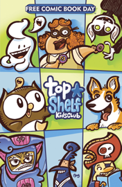 Top Shelf Kids Club 2012 book