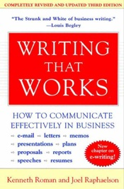 Download Writing That Works, 3rd Edition