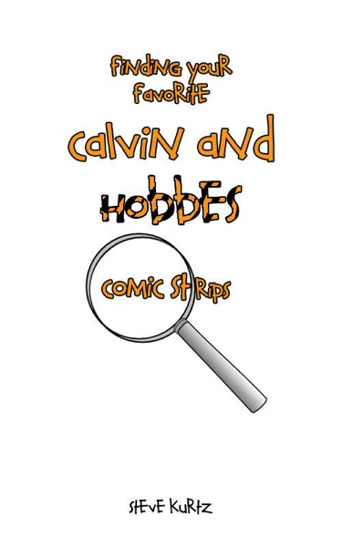 Finding Your Favorite Calvin and Hobbes Comic Strips