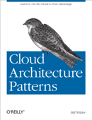 Cloud Architecture Patterns Book Cover