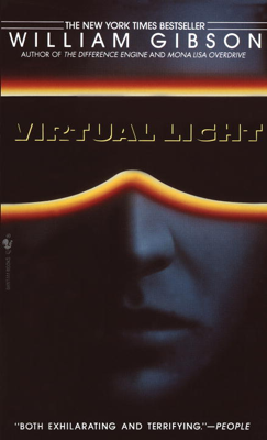 Virtual Light - William Gibson book