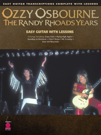 Ozzy Osbourne - The Randy Rhoads Years (Songbook)