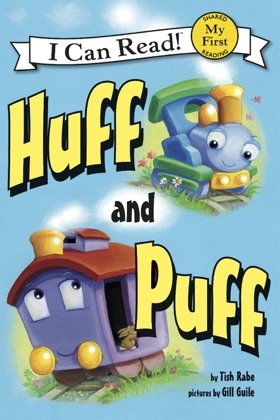Huff and Puff book cover