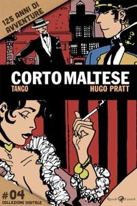 Corto Maltese - Tango #4 Book Cover