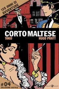 Corto Maltese - Tango #4 Copertina del libro