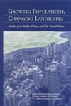 Growing Populations Changing Landscapes
