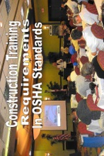 Construction Training Requirements In OSHA Standards