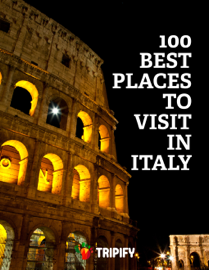 100 Best Places to Visit in Italy book